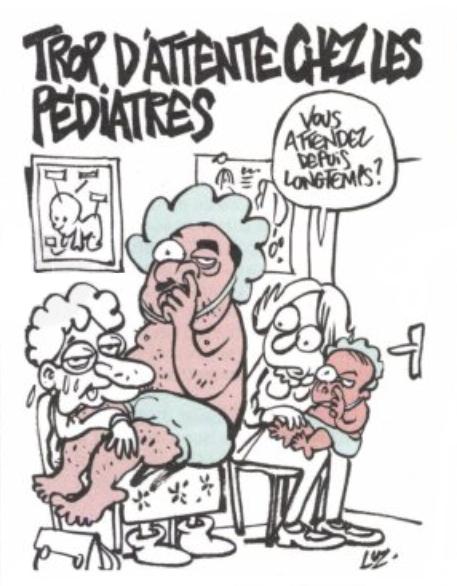 @Charlie Hebdo