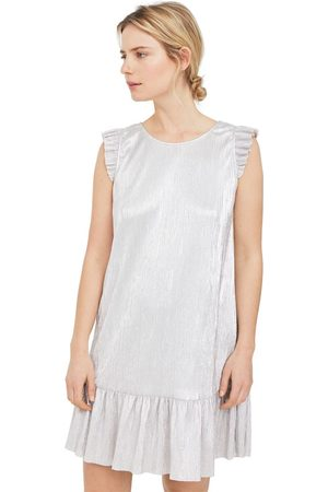 femme-robes-casual-mango-robe-fluide-e